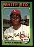 1975 Topps #504   Buddy Bradford Front Thumbnail