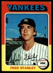 1975 Topps #503   Fred Stanley Front Thumbnail