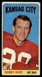 1965 Topps #104   Bobby Hunt Front Thumbnail