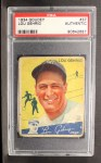1934 Goudey #37   Lou Gehrig Front Thumbnail