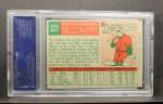 1959 Topps #321 *xOPT* Bob Giallombardo  Back Thumbnail