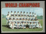 1970 Topps #1  Mets Team  Front Thumbnail