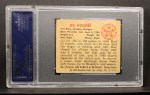 1950 Bowman #112  Gil Hodges  Back Thumbnail