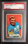 1952 Bowman Small #78   Bobby Layne Front Thumbnail