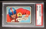 1952 Bowman Small #101   Arnold Weinmeister Front Thumbnail