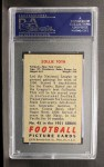 1951 Bowman #45   Zollie Toth Back Thumbnail