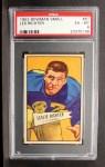 1952 Bowman Small #61  Les Richter  Front Thumbnail