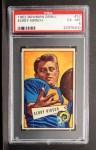 1952 Bowman Small #37   Elroy Hirsch Front Thumbnail
