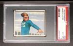 1950 Bowman #37   Bobby Layne Front Thumbnail