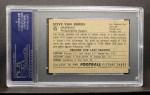 1952 Bowman Small #45  Steve Van Buren  Back Thumbnail
