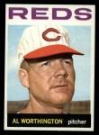 1964 Topps #144   Al Worthington Front Thumbnail