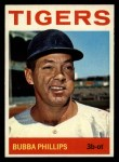 1964 Topps #143   Bubba Phillips Front Thumbnail
