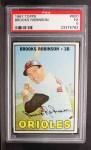 1967 Topps #600   Brooks Robinson Front Thumbnail
