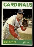 1964 Topps #183   Ron Taylor Front Thumbnail