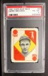 1951 Topps Blue Back #28   Harry Brecheen    Front Thumbnail
