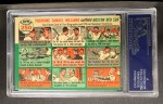 1954 Topps #250  Ted Williams  Back Thumbnail