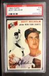 1954 Topps #36   Hoyt Wilhelm Front Thumbnail