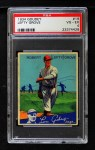 1934 Goudey #19   Lefty Grove Front Thumbnail