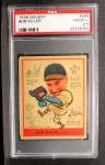 1938 Goudey Heads Up #288   Bob Feller Front Thumbnail