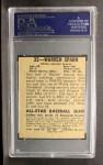 1949 Leaf #32  Warren Spahn  Back Thumbnail