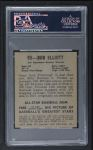 1949 Leaf #65  Bob Elliott  Back Thumbnail