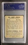 1949 Leaf #56  Larry Jensen  Back Thumbnail