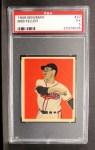 1949 Bowman #27   Bob Feller Front Thumbnail