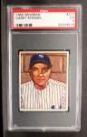 1950 Bowman #217   Casey Stengel Front Thumbnail