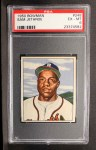 1950 Bowman #248  Sam Jethroe  Front Thumbnail