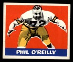 1948 Leaf #70  Phil O'Reilly  Front Thumbnail