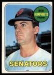 1969 Topps #84  Bob Humphreys  Front Thumbnail