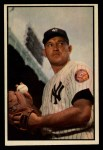 1953 Bowman #68   Allie Reynolds Front Thumbnail