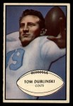1953 Bowman #91  Tom Dublinski  Front Thumbnail