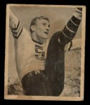 1948 Bowman #95   George McAfee Front Thumbnail