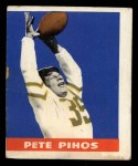 1948 Leaf #16 BLU Pete Pihos  Front Thumbnail
