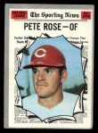 1970 Topps #458  All-Star  -  Pete Rose Front Thumbnail
