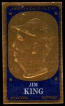 1965 Topps Embossed #54  Jim King  Front Thumbnail