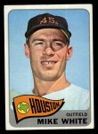 1965 Topps #31  Mike White  Front Thumbnail