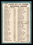 1965 Topps #8   -  Don Drysdale / Sandy Koufax NL ERA Leaders Back Thumbnail