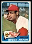 1965 Topps #419   Ruben Amaro Front Thumbnail