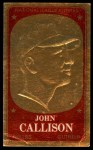 1965 Topps Embossed #32  Johnny Callison  Front Thumbnail