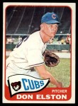 1965 Topps #436   Don Elston Front Thumbnail