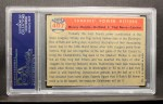 1957 Topps #407  Yankees' Power Hitters  -  Mickey Mantle / Yogi Berra Back Thumbnail