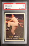 1957 Topps #53   Clem Labine Front Thumbnail