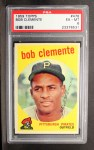 1959 Topps #478  Roberto Clemente  Front Thumbnail