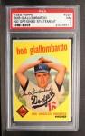 1959 Topps #321 *xOPT* Bob Giallombardo  Front Thumbnail