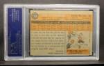 1960 Topps #148  Rookie Stars  -  Carl Yastrzemski Back Thumbnail