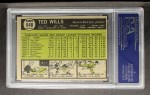 1961 Topps #548  Ted Wills  Back Thumbnail