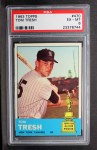 1963 Topps #470   Tom Tresh Front Thumbnail