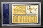 1963 Topps #540  Roberto Clemente  Back Thumbnail